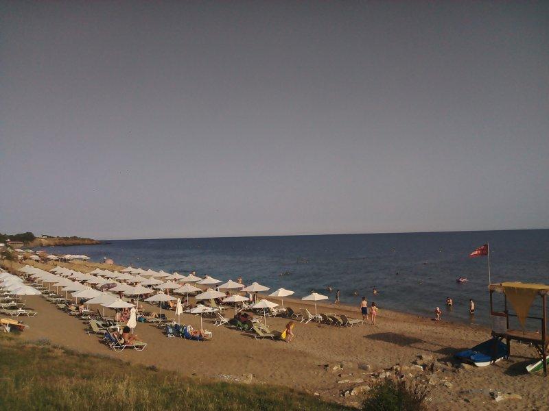 playa de Agia Paraskevi