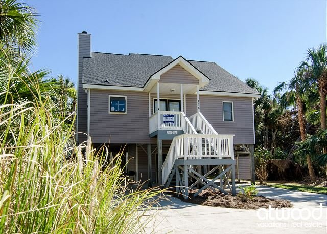 Waller's Hollow - Minutes to Beach Access/Screened Porch/Pet Friendly, holiday rental in Edisto Island