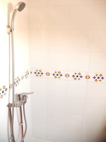 Salle de bain (à l'étage)