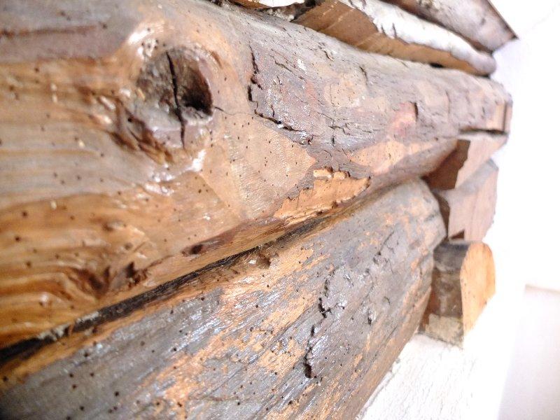 Vieux bois (escalier)