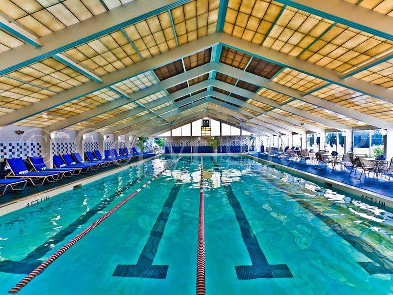 Fletcher Indoor Pool