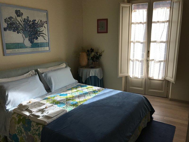 main double bedroom with ensuite bathroom