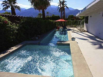 Mid-Century Modern Beauty in the Heart of Town, casa vacanza a Greater Palm Springs