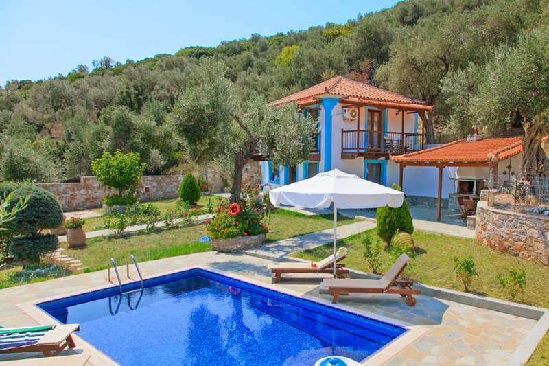 Beautiful Villa with Private Pool,Garden and Terrace