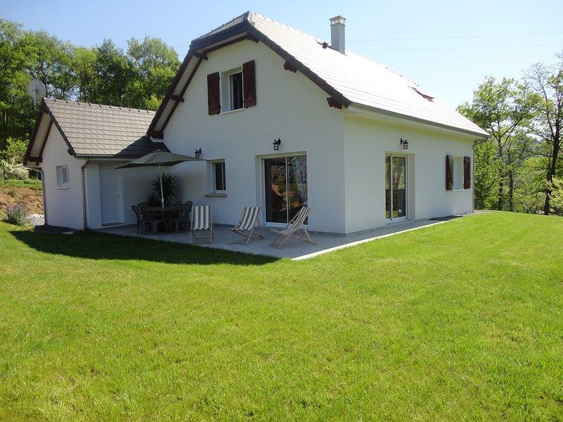 GIte 3 etoiles 6 personnes  au pays basque, vacation rental in Mauleon-Licharre