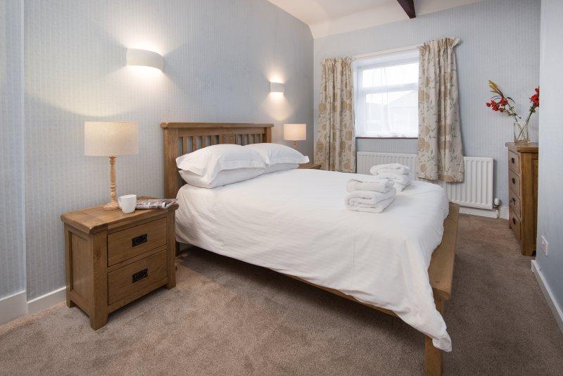 Cottage Bergeronnette - chambre double