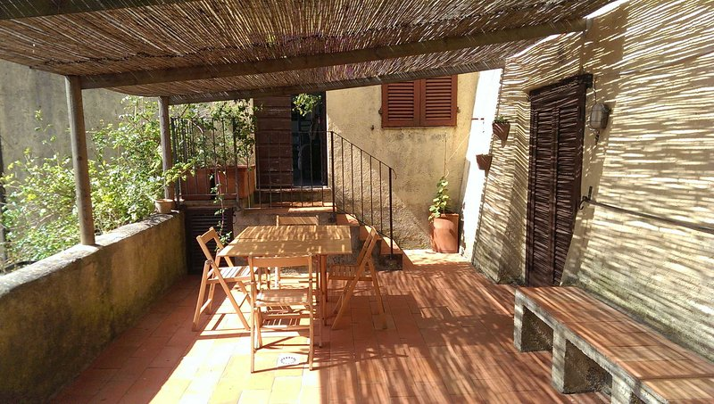 Blue House, holiday rental in Capalbio
