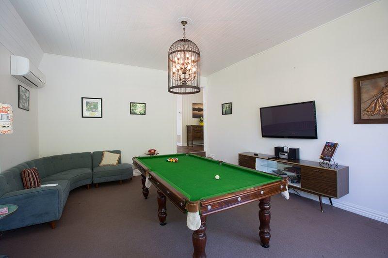 Full Size Billiards Table