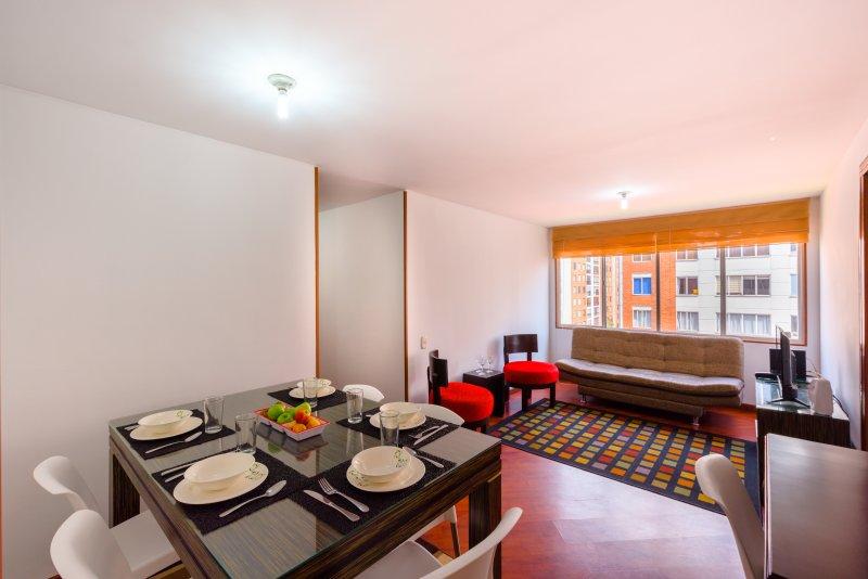 Salitre 602 Comodo, Capacidad 7 personas, alquiler de vacaciones en Bogotá