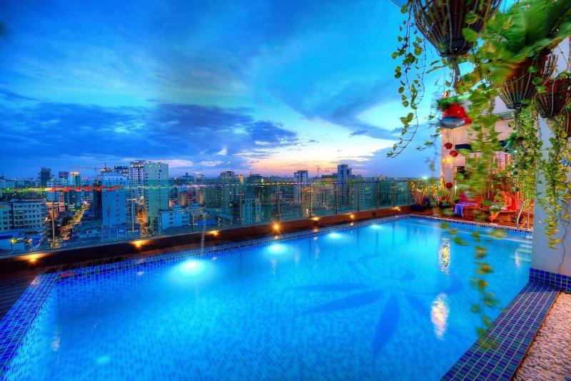 Hotel & Apartment, vacation rental in Phnom Penh