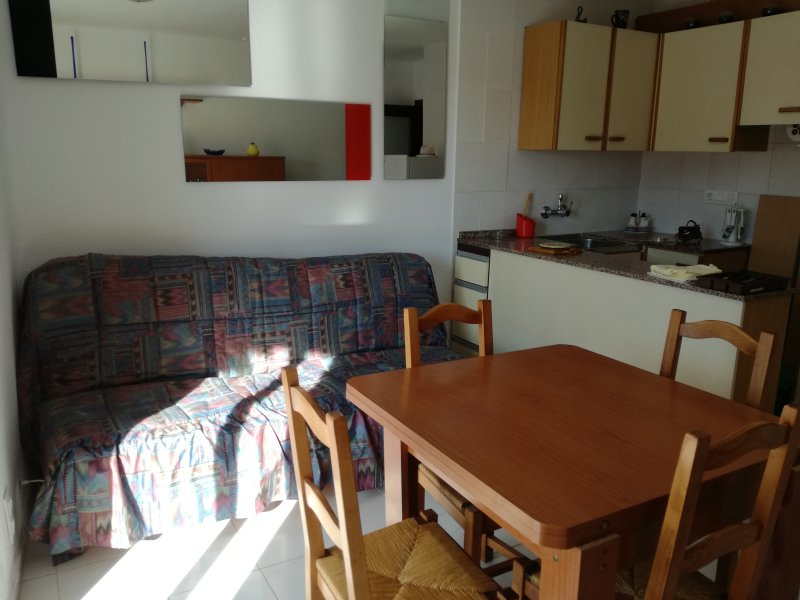 Living room, Dining room, Cooking & Sofa, Table,