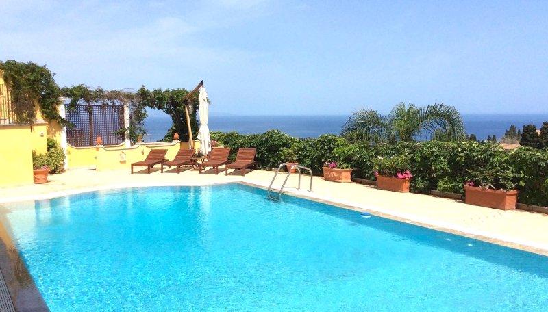 MATIS VILLA Taormina with Private Pool