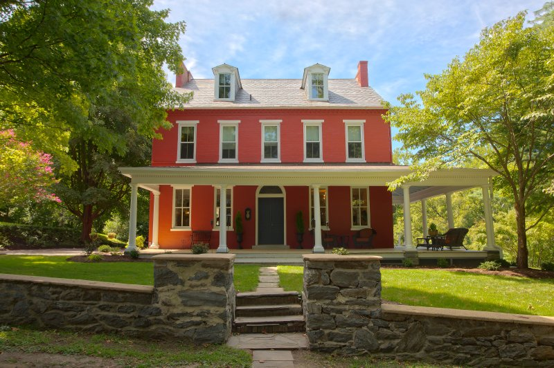 The Hollinger House Bed & Breakfast, holiday rental in Ronks