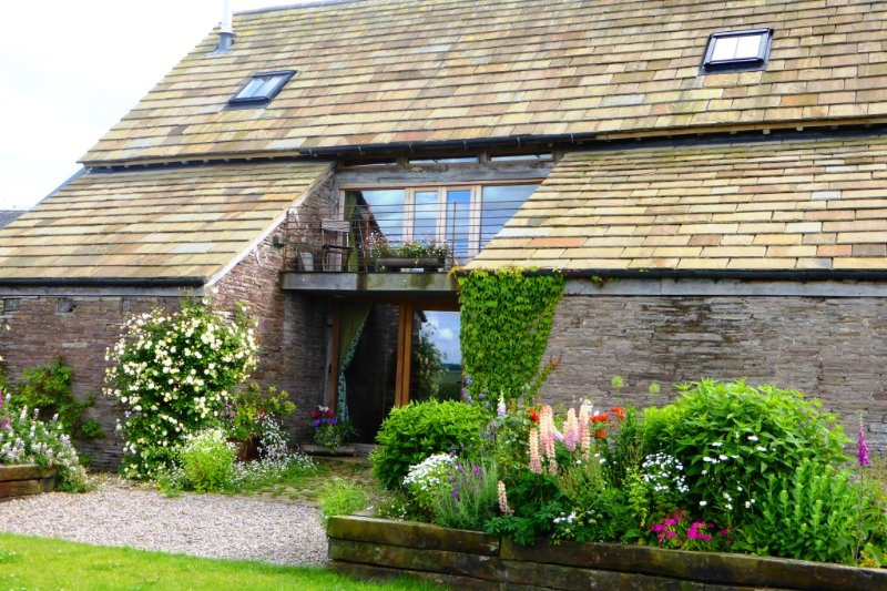 Cothill Barn, vacation rental in Herefordshire