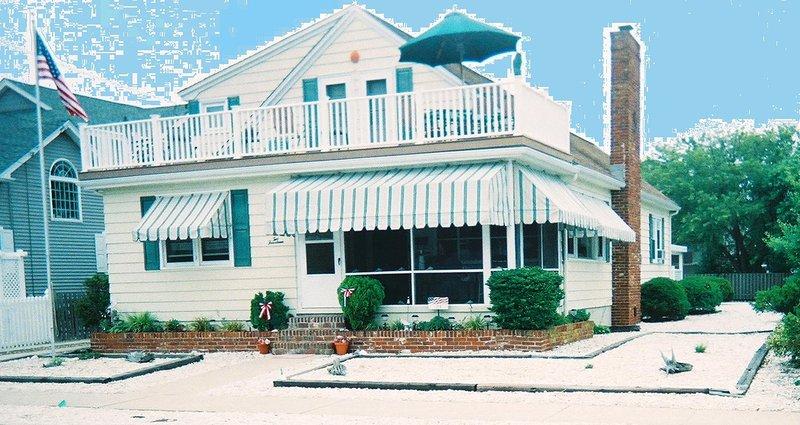 Notre Charme Stone Harbor Maison de vacances vous attend!