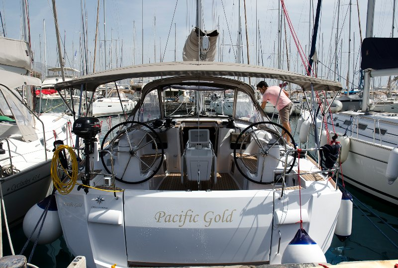 Sail Pacific Gold - Yachting Sailing Trips, holiday rental in Alimos
