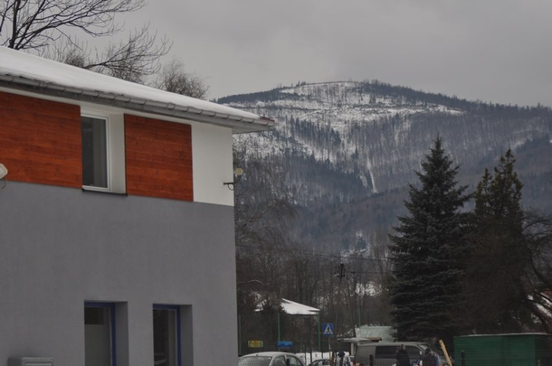 Apartamenty W Górach koło Szczyrku, location de vacances à Istebna