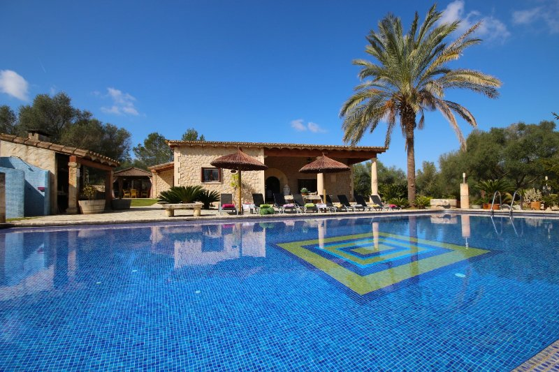Son Blai Nou, Finca 5StarsHome Mallorca, holiday rental in Muro