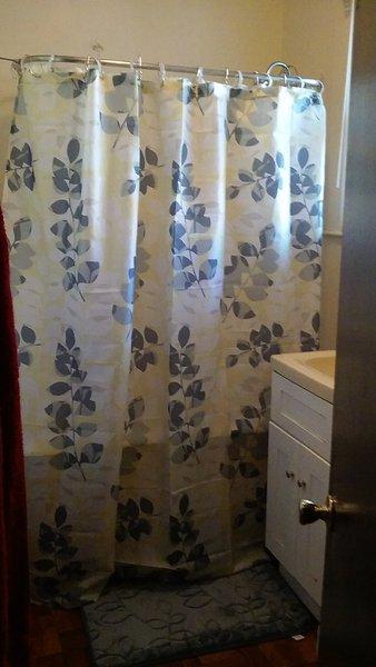 Gast gedeelde badkamer