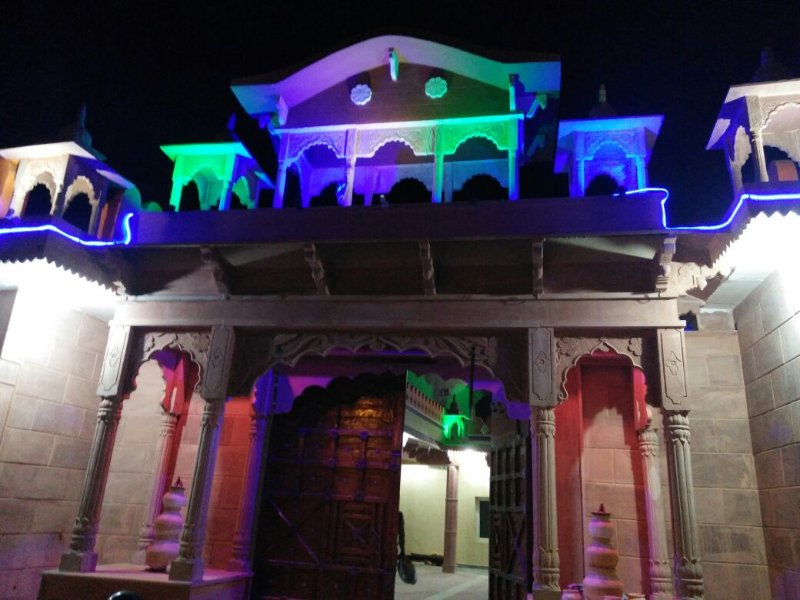 Hotel Monarch Rama Palace, holiday rental in Tikamgarh District