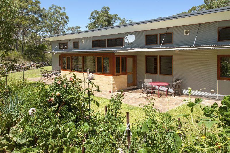 Grey Gums, our unique, rural, ecoFriendly house, vacation rental in Shoalhaven