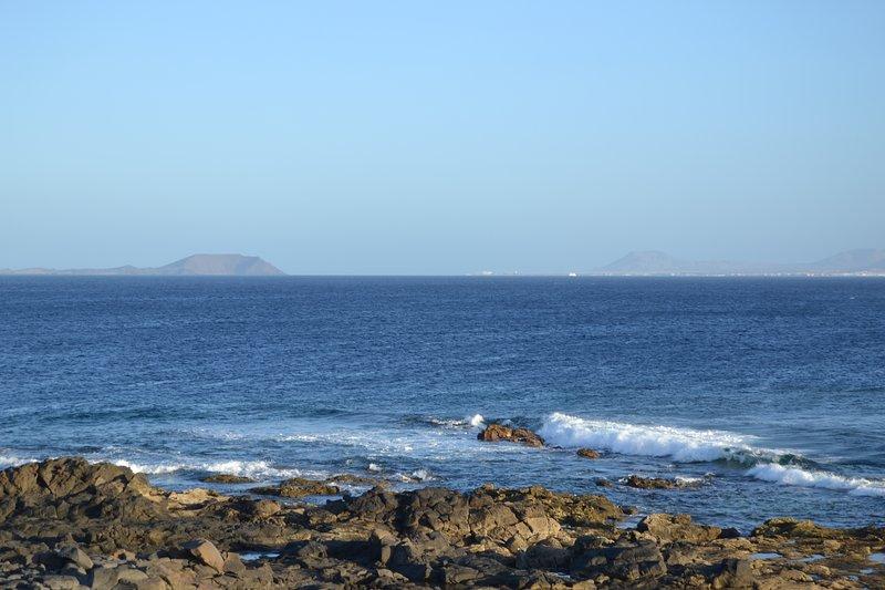 Isla de Lobos, Fuerteventura and Promenade
