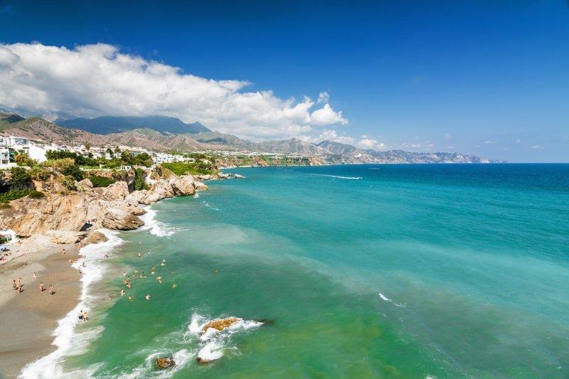 Playa Nerja