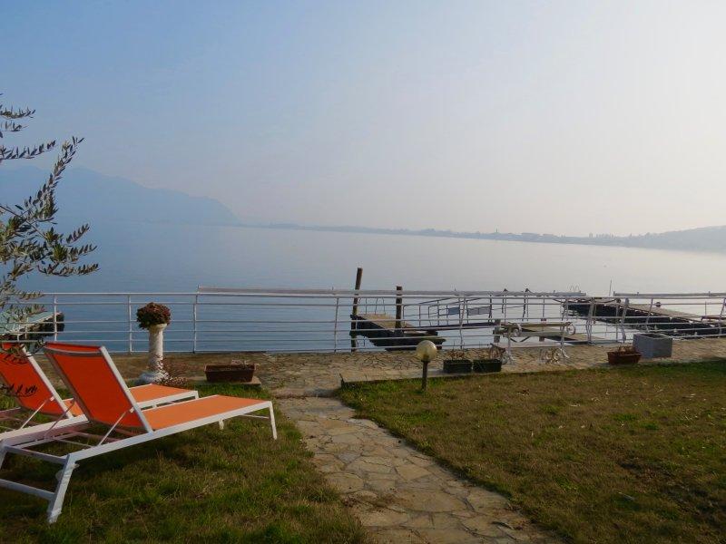 Villa Anastasye - Your Lakefront Vacantion Rentals, vacation rental in Paratico