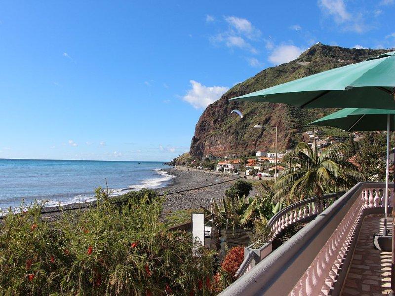 Ocean View a partir do terraço