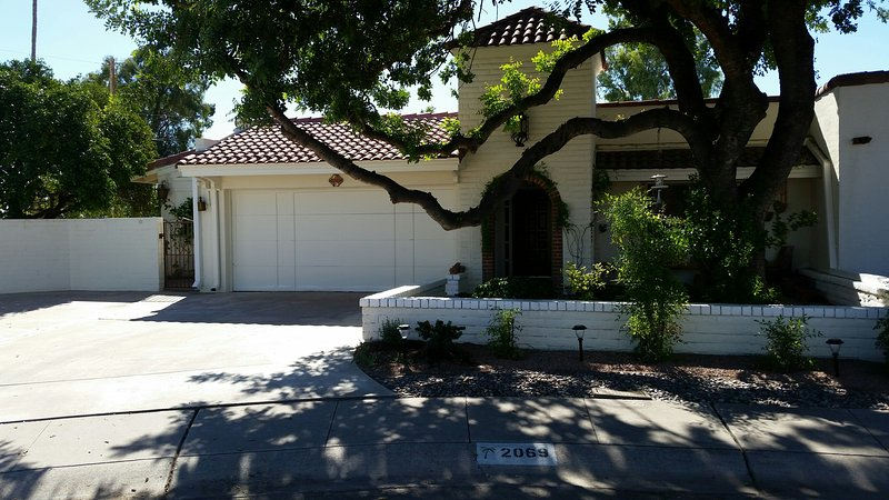 Shalimar retreat, holiday rental in Tempe