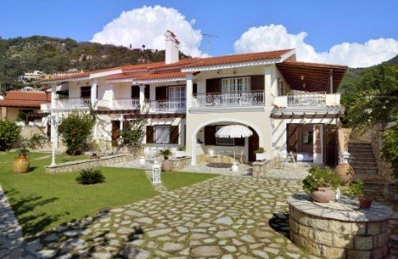 La Corfiota Villa and gardens