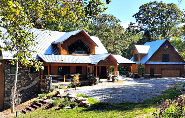 A River Mist Too, holiday rental in Sugar Grove