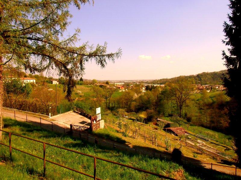 TaiObe Romantic Chalet Relax - Citta Alta Bergamo & Airport, location de vacances à Villa D'Adda