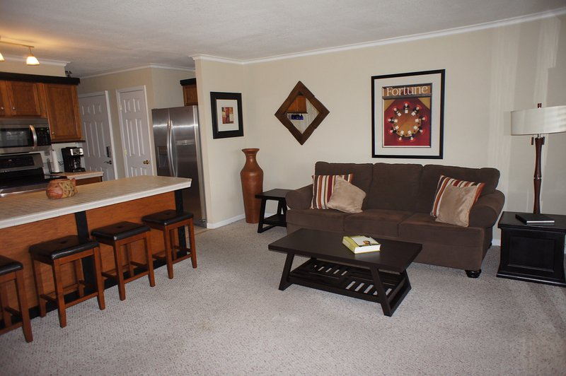 Spacious Ground Level Unit-Convenient Location-Spectacular View, vacation rental in Lake Ozark