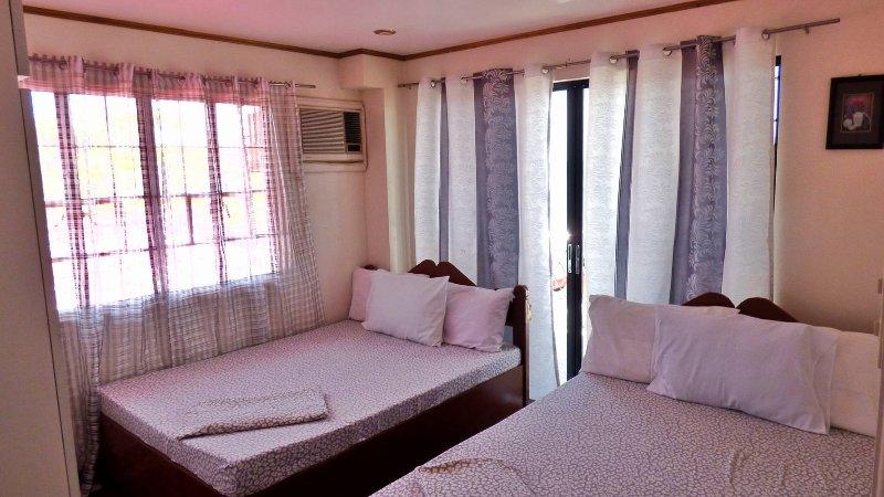 (2) cama queen dois ...