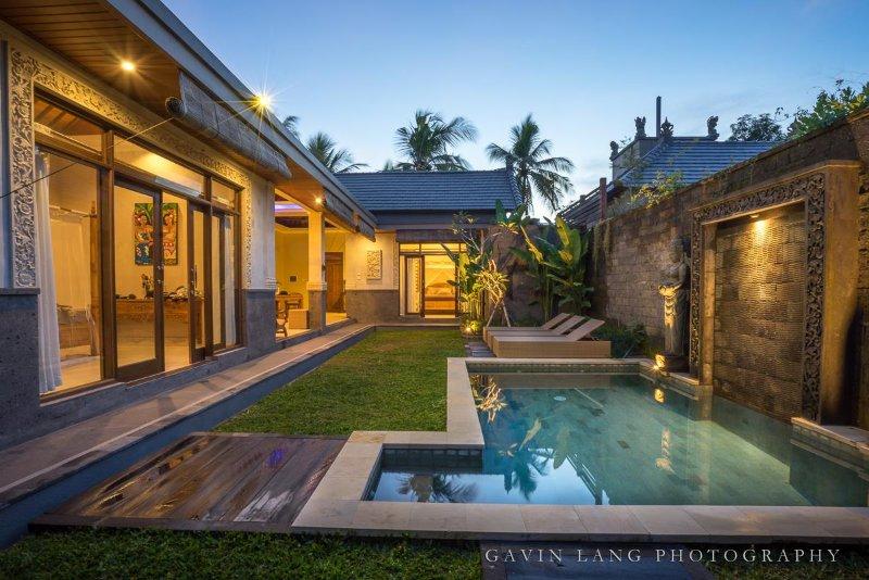 Kupu Kupu Villa - your own private retreat. Private and peaceful in a great location
