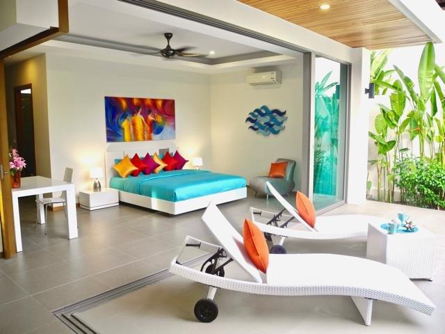 Rawai : Beautiful 2 bedrooms private villa, casa vacanza a Ko He