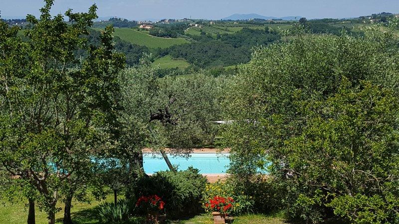 Tognazzi Casa Vacanze - Villa San Martino, vacation rental in Certaldo