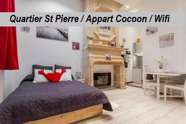 Appartement de Charme / Quartier St Pierre / Wifi*****, holiday rental in Cenon