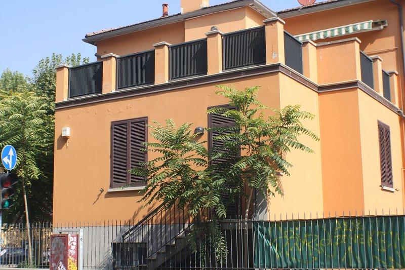 La terrazzaza, holiday rental in San Donino