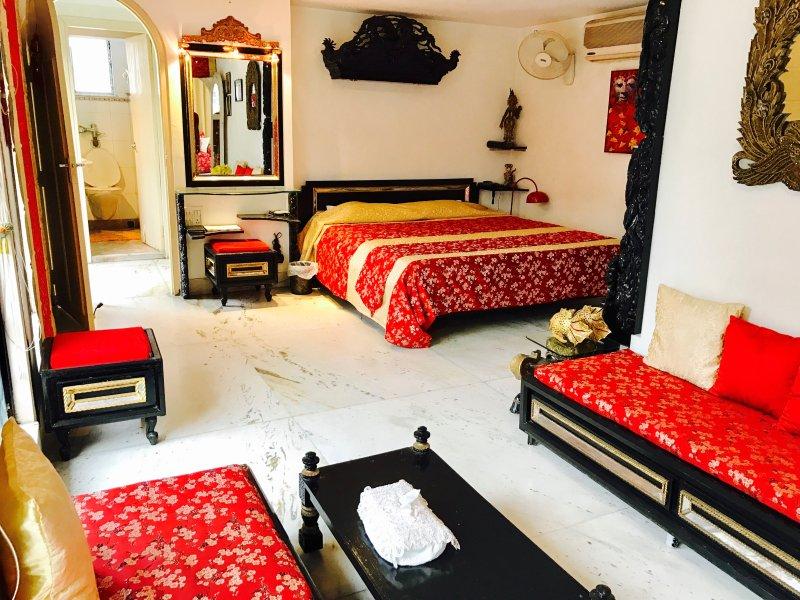 Fabulous Penthouse, Ferienwohnung in Kalkutta