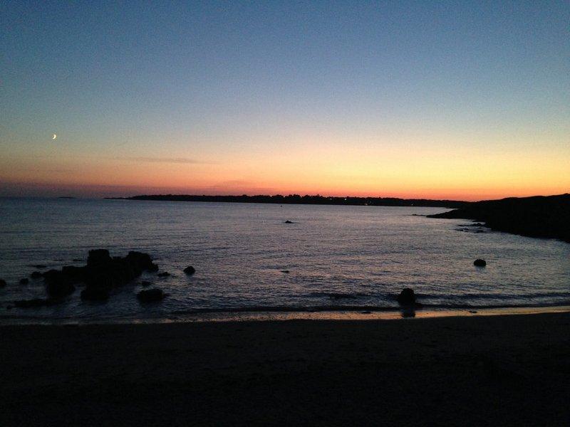 plage de trenez à 2 km