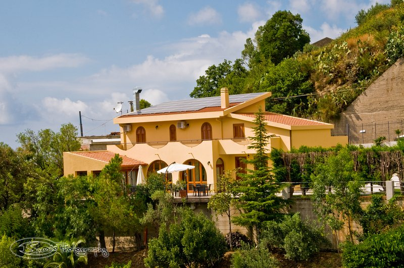 Turismo Rurale Tironcino, Ristorante e Bed & Breakfast, holiday rental in Venetico