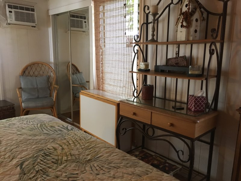 Bedroom #3 Calif King, Air Con Flat Screen TV