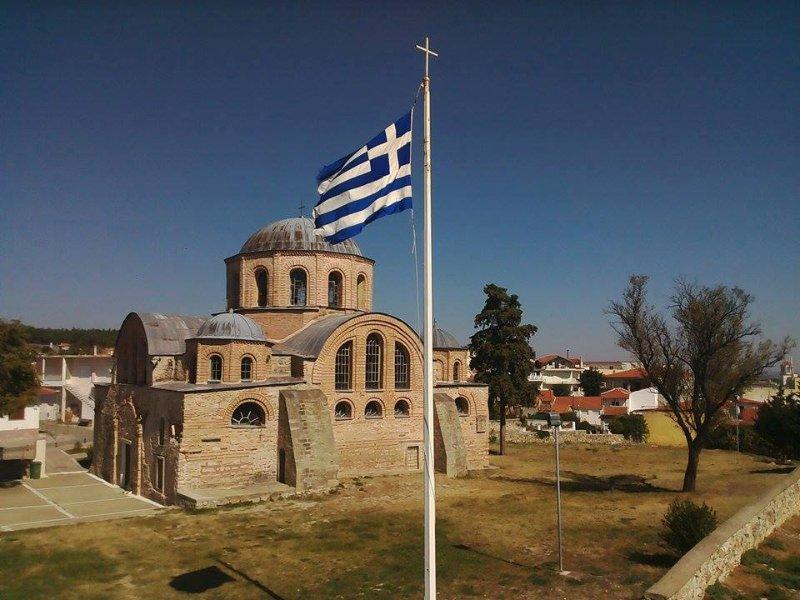 Bizantino Monasterio de Panagia tou Evrou! (15Km)