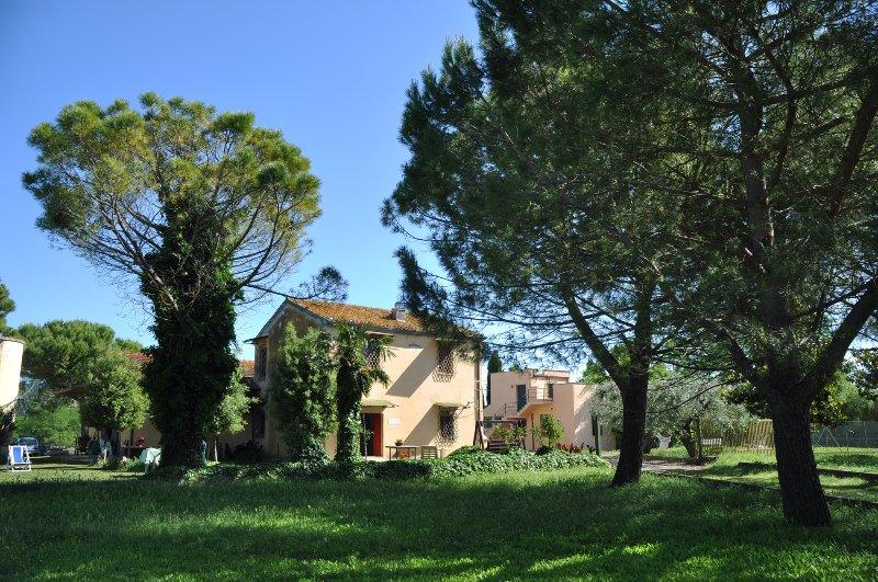 ADAMASSERIA ABRUZZO CASE VACANZE, holiday rental in Catignano