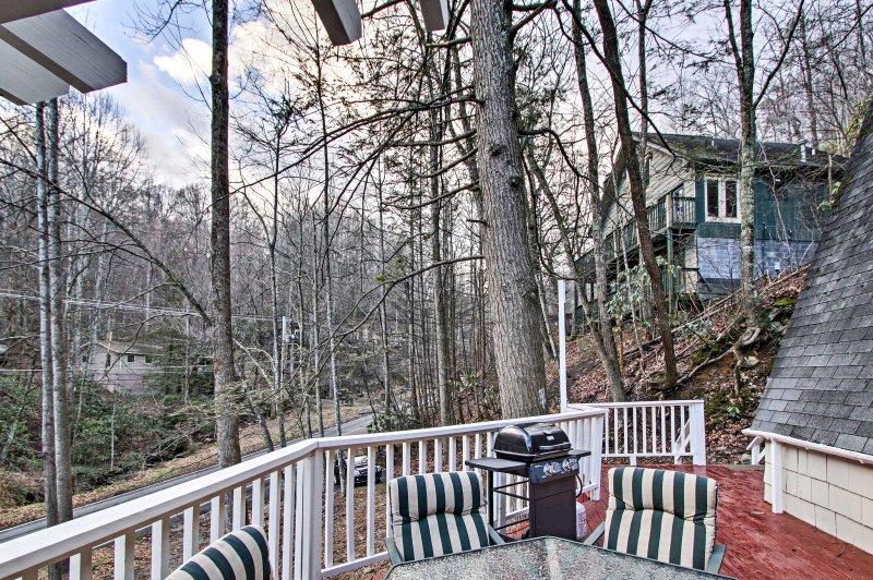 Book this Gatlinburg vacation rental cabin for memories you'll cherish forever!