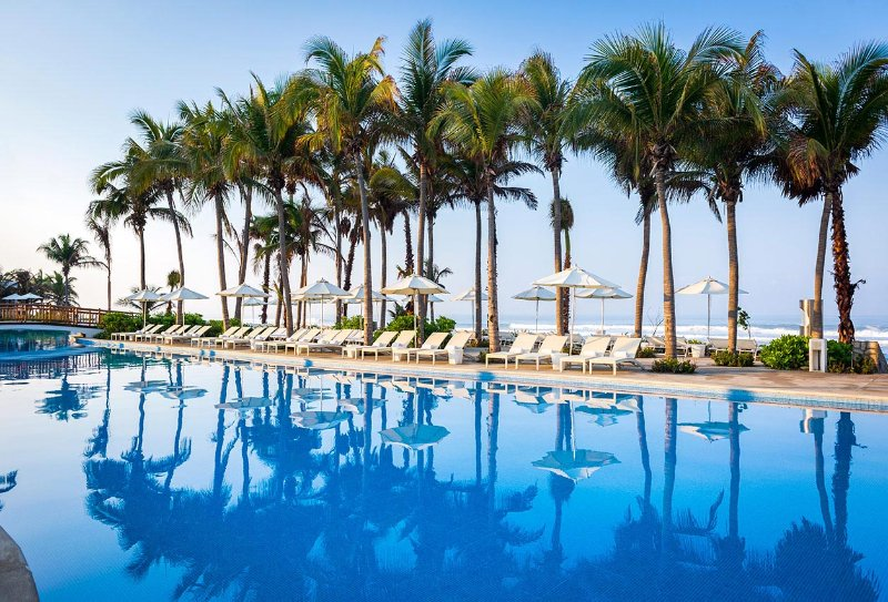 The Grand Mayan Acapulco: 1-Bedroom, Sleeps 4, Full Kitchen – semesterbostad i Acapulco