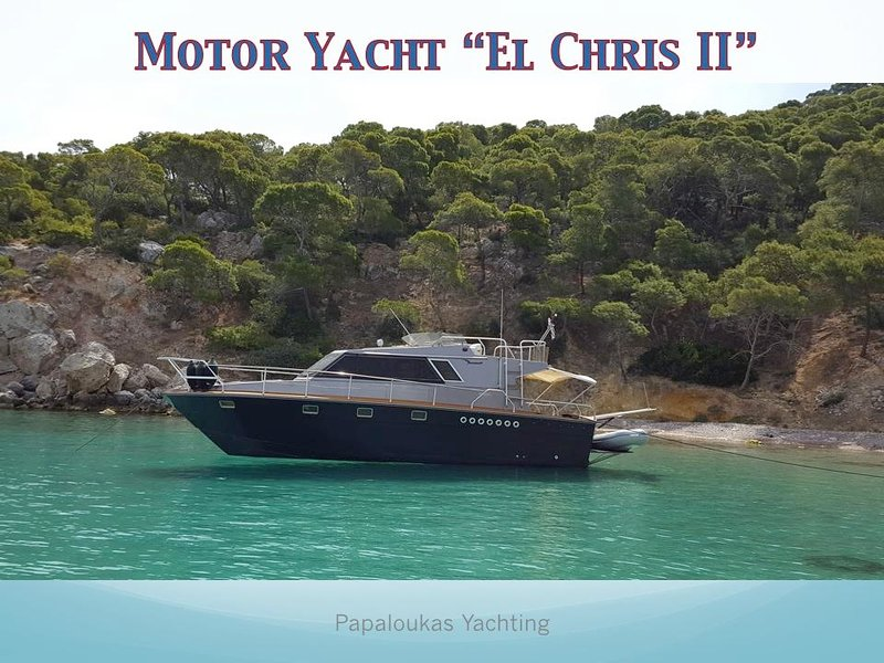The best all-inclusive experience by travelling via our vessel, holiday rental in Kallithea