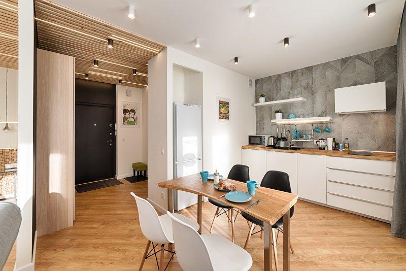 New Designer Studio in heart of St. Petersburg, holiday rental in Kudrovo